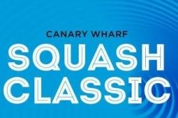 Турнир Canary Wharf Squash Classic прошёл с 7 по 11 марта 2016 года в Лондоне